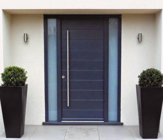 daun pintu dengan gagang yang bagus