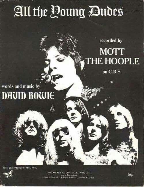 Mott The Hoople & David Bowie