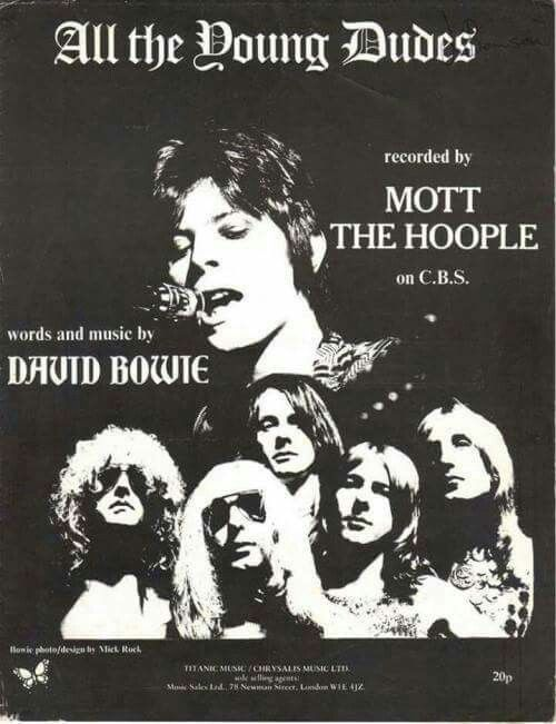 Mott The Hoople & David Bowie.