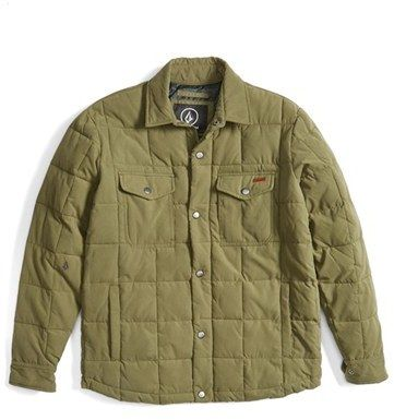 Boy's Volcom Fleming Field Jacket