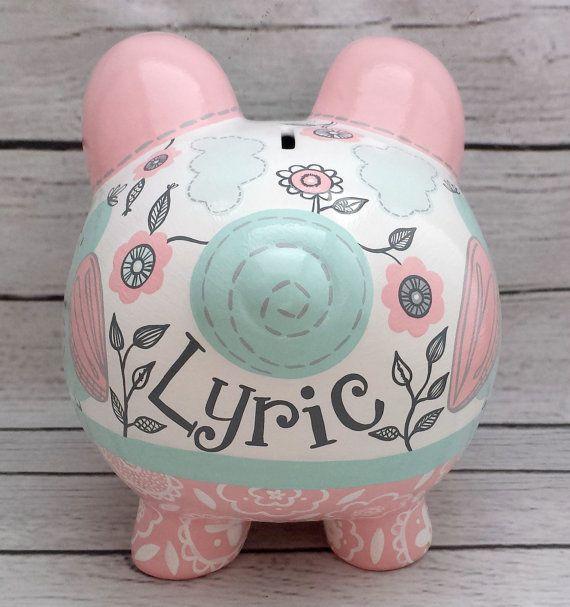 M s de 25 ideas incre bles sobre alcancia de cochinito en for Herramientas ceramica artesanal