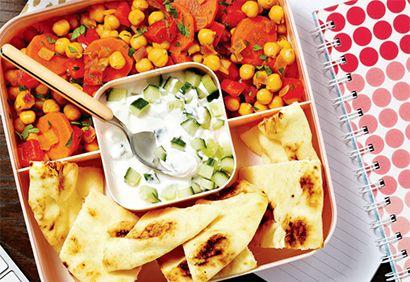 #Cari de légumes express #legumes #lunch