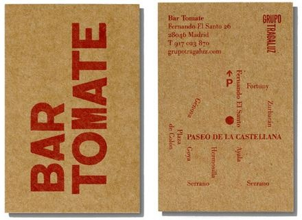 Bar Tomate by Mario Eskenazi