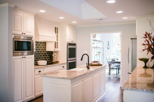 Fixer Upper Episode With Blue Kitchen Cabinets