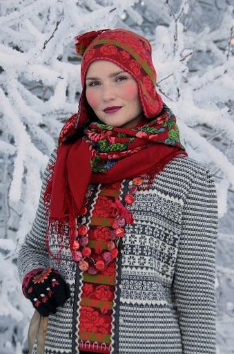 Solveig Hisdal. Een typisch Scandinavische look! // Solveig Hisdal - A complete Scandinavian look!