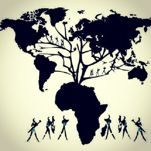 The beginning of humanity. The motherland to all. #Africa #civilization #facts #truth #warriors #rootsbeforebranches #sankofa #beautiful