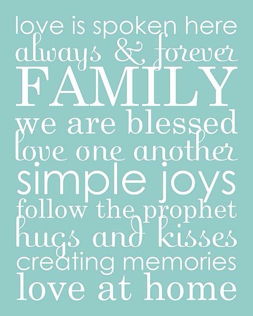 Family Is Everything Forever: 1000+ Ideas About Family Is Everything On Pinterest