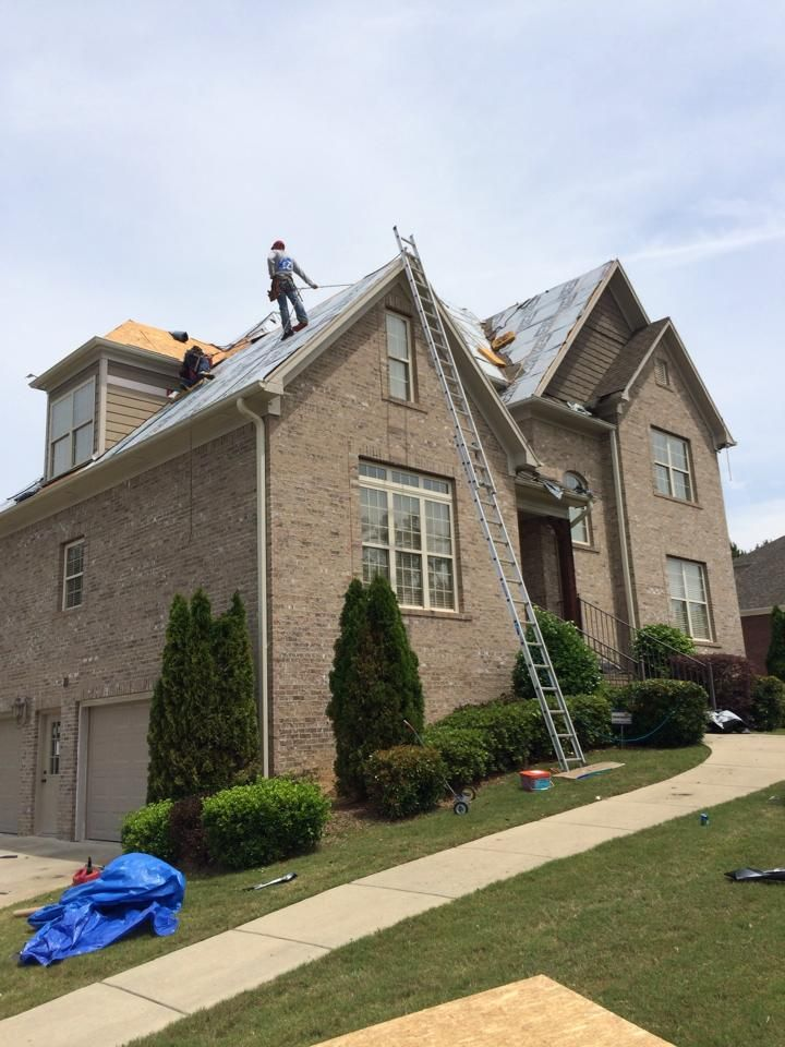 10 best Roofing Jobs images on Pinterest Birmingham Restoration