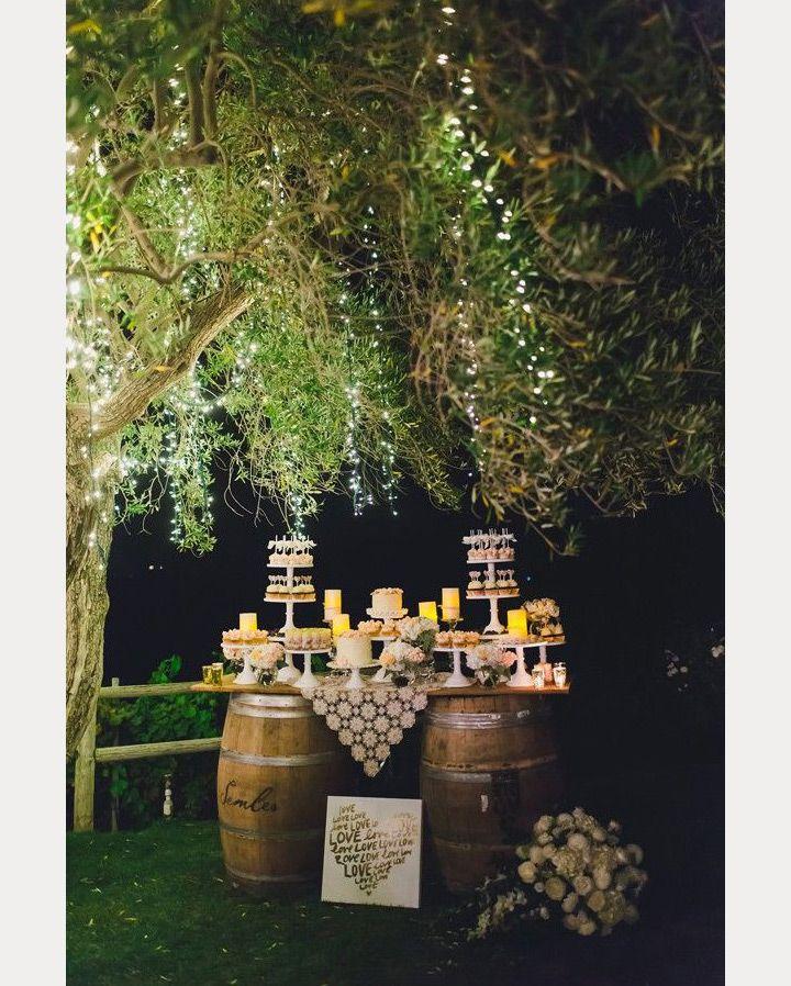 Rustic Barn Wedding Food Ideas: Best 25+ Wedding Dessert Tables Ideas On Pinterest