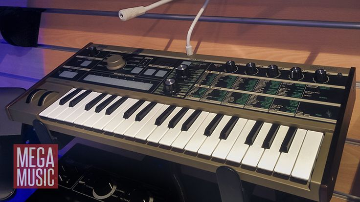 Korg microKORG Synthesizer/Vocoder #korg #korgsynth #microkorg #korgmicrokorg korgsynthesizer #synthesizer #synth #megamusic #megamusicmyaree