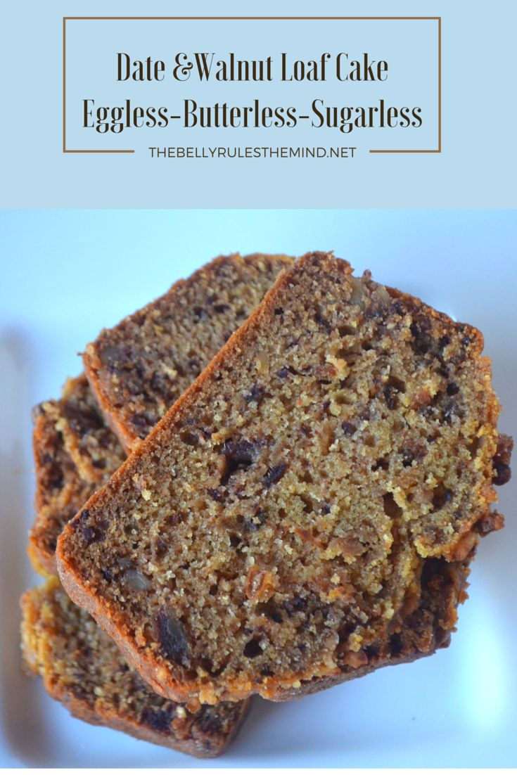 Dates and Walnut loaf Cake is a super delicious, soft and moist cake that is perfect tea time snack and is worth try.I have Replaced white flour with whole wheat for a healthier version.http://bit.ly/24n3R8x