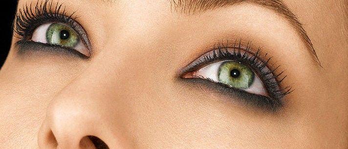 Dicas de maquiagem para olhos verdes