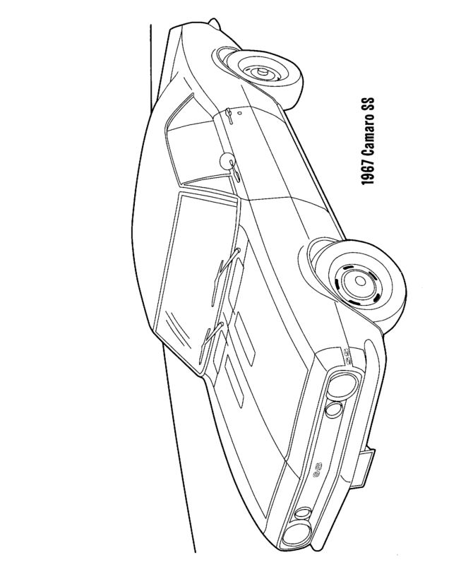 cars and automobiles coloring pages