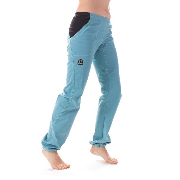 3rd Rock Women's Skat Pant (Baltic Blue)