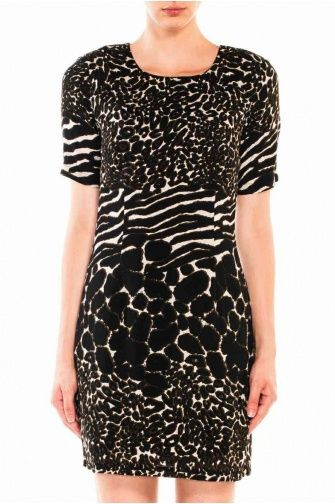 Wp - Safari Mix Dress
