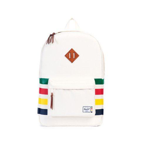 Herschel Heritage Backpack<p>HBC Offset Stripe