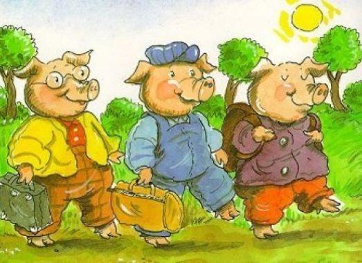 """THE THREE LITTLE PIGS"" - Free Books & Children's Stories Online | StoryJumper"