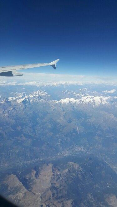 Los Alpes: Italia, Francia, Suiza