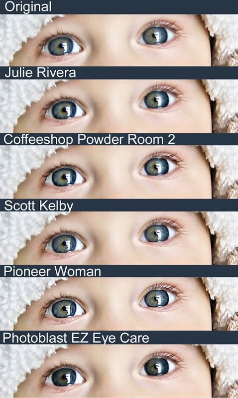 5 ways to make eyes pop in #Photoshop Elements.