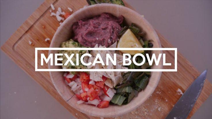 Mexican Bowl | Quickie | HCLF Vegan
