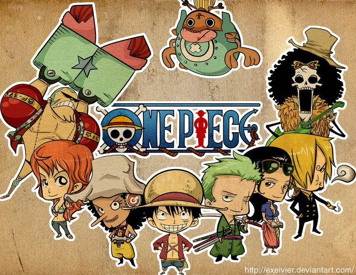 Robin One Piece Anime Roronoa Zoro Chopper Franky Brook Monkey D Luffy Nami Usopp Sanji Wallpaper