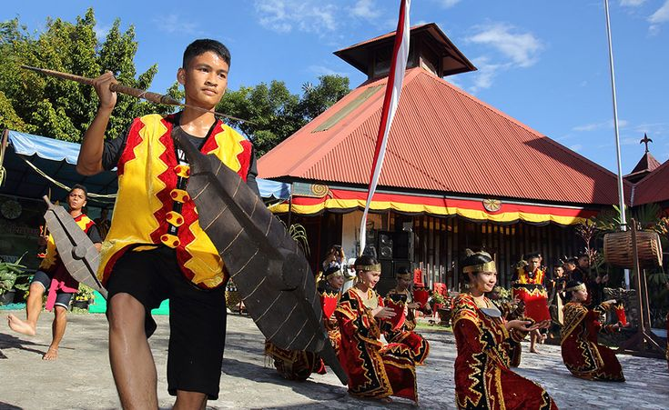 Nias Heritage Museum (Museum Pusaka Nias) in Gunungsitoli is a great place to learn about Nias culture, history and traditions. Photo by Bjorn Svensson.  www.visitniasisland.com