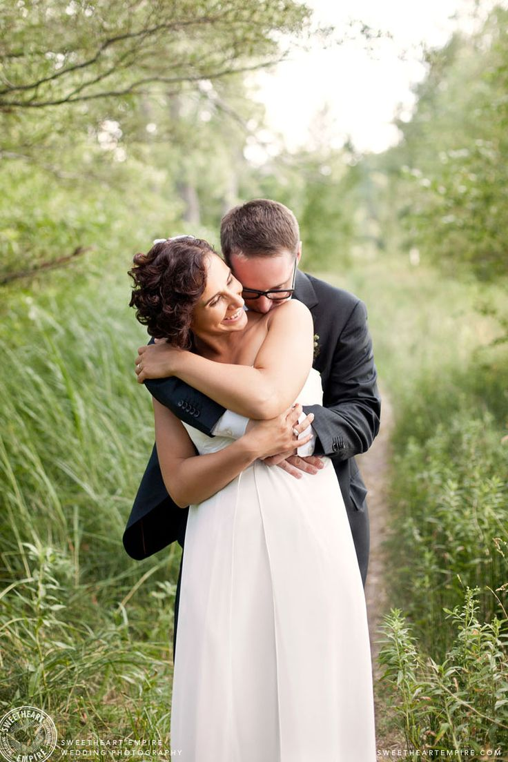 Wedding photos capturing a unique, beautiful Secular Humanistic Jewish, Toronto Island wedding, BBQ and all! #sweetheartempirephotography