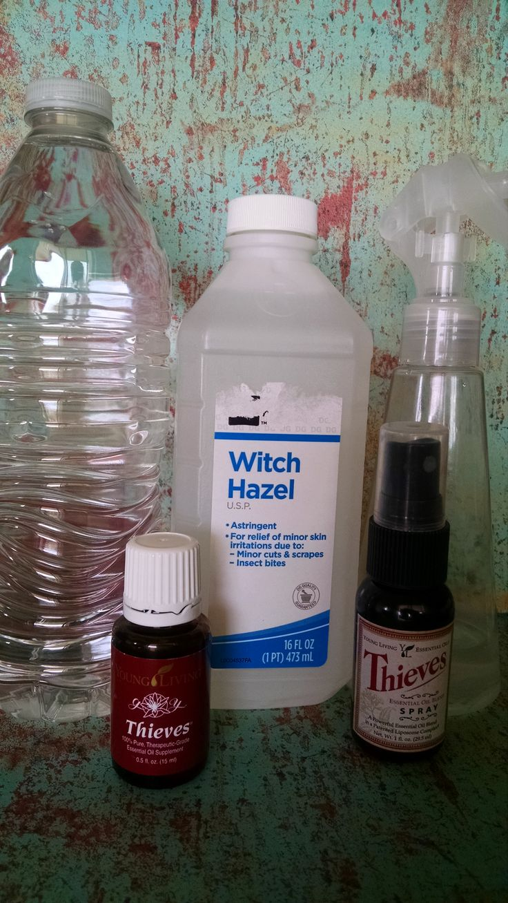 Diy Hand Sanitizer Spray With Young Living Essential Oils