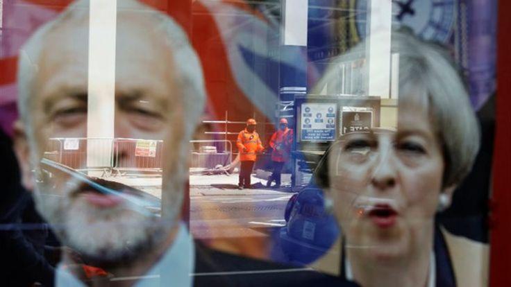 Βρετανία exit poll: Πρώτοι οι Συντηρητικοί της Μέι χωρίς...