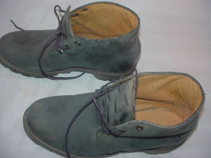 Mens All Blue Timberland Chukka Boots Size 9W Timbo Hip Hop Boots Timbs Classic #Timberland #HikingTrail