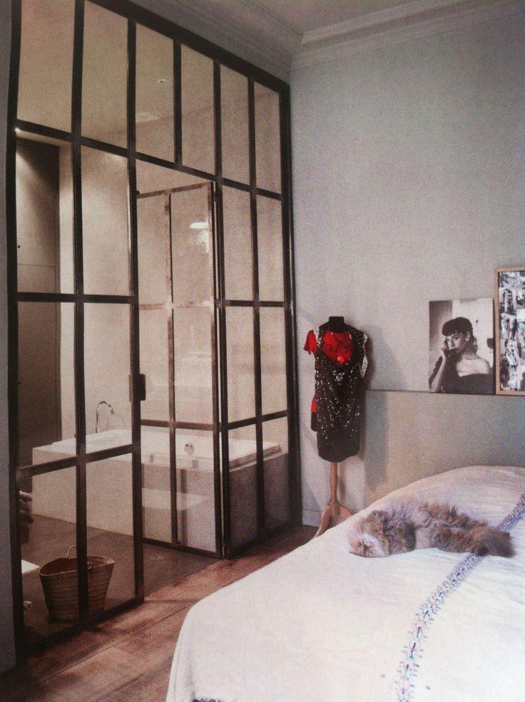 Interior crittall window