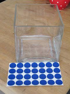 dice centerpiece?