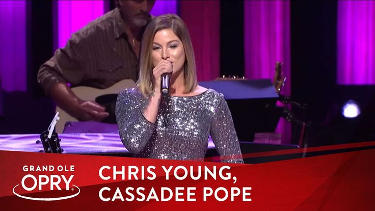 "Chris Young & Cassadee Pope - ""Think of You"" 