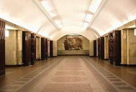 В Москве почти на год закроется станция метро «Бауманская»