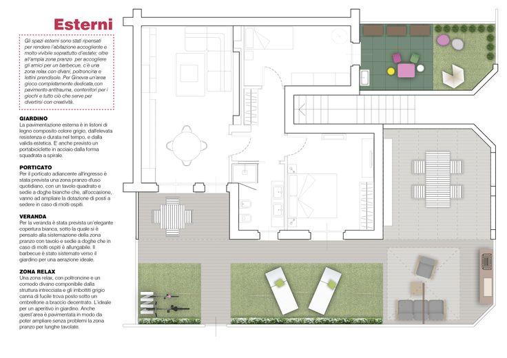 Progettazione di un giardino per una villa a Forte dei Marmi :: Spazio 14 10