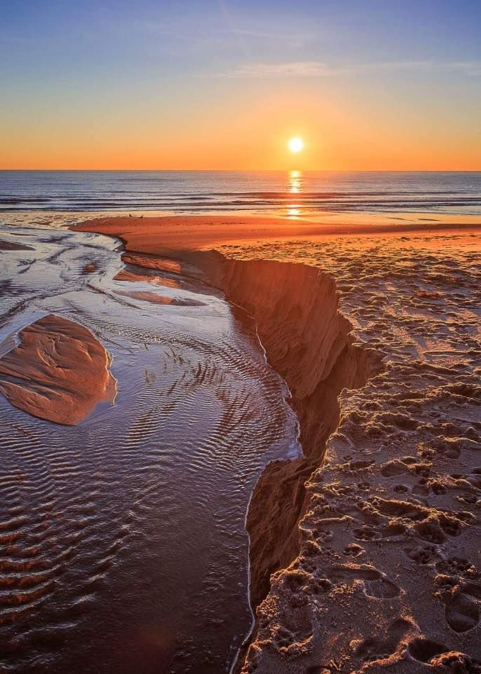 Balmedie Beach, Aberdeen