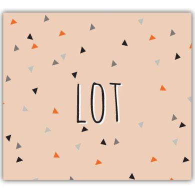 Ook leuk bij @bollieboom! Geboortekaartje Lot