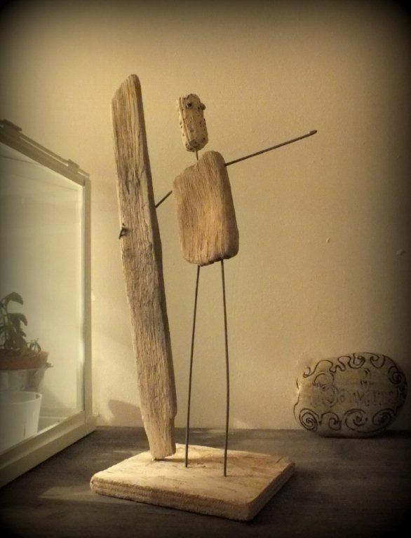 art vendée, créations bois flotté