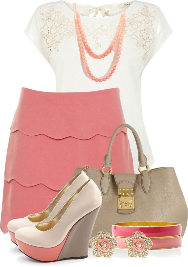 """""""Charlotte Russe Shoes & Jewelry II"""" by brendariley-1 on Polyvore"""