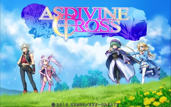 North America - Asdivine Cross hitting 3DS on July 13th 2017   Bear the fate of light and shadow to save Asdivine in a grand fantasy RPG!  Harvey an outlaw of little importance gets himself trapped deep in his kingdom's dungeons. While imprisoned he befriends a mysterious woman who claims to be the princess of the lands. Together the two begin an escape that spans far beyond jail bars. As both friends and enemies begin to surface Harvey realizes that the world of Asdivine is anything but at…