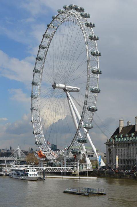 London, London Eye -13