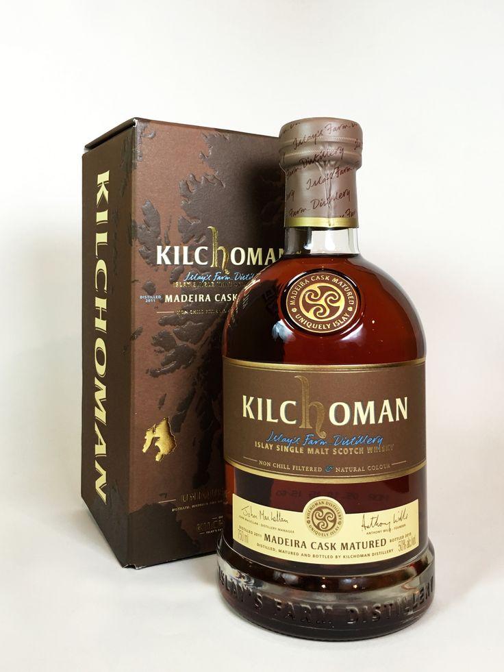 Kilchoman Madeira Cask Matured - The Whisky Shop