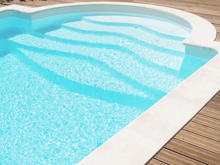 Les 25 meilleures id es concernant piscine coque sur for Piscine bois fabrication francaise