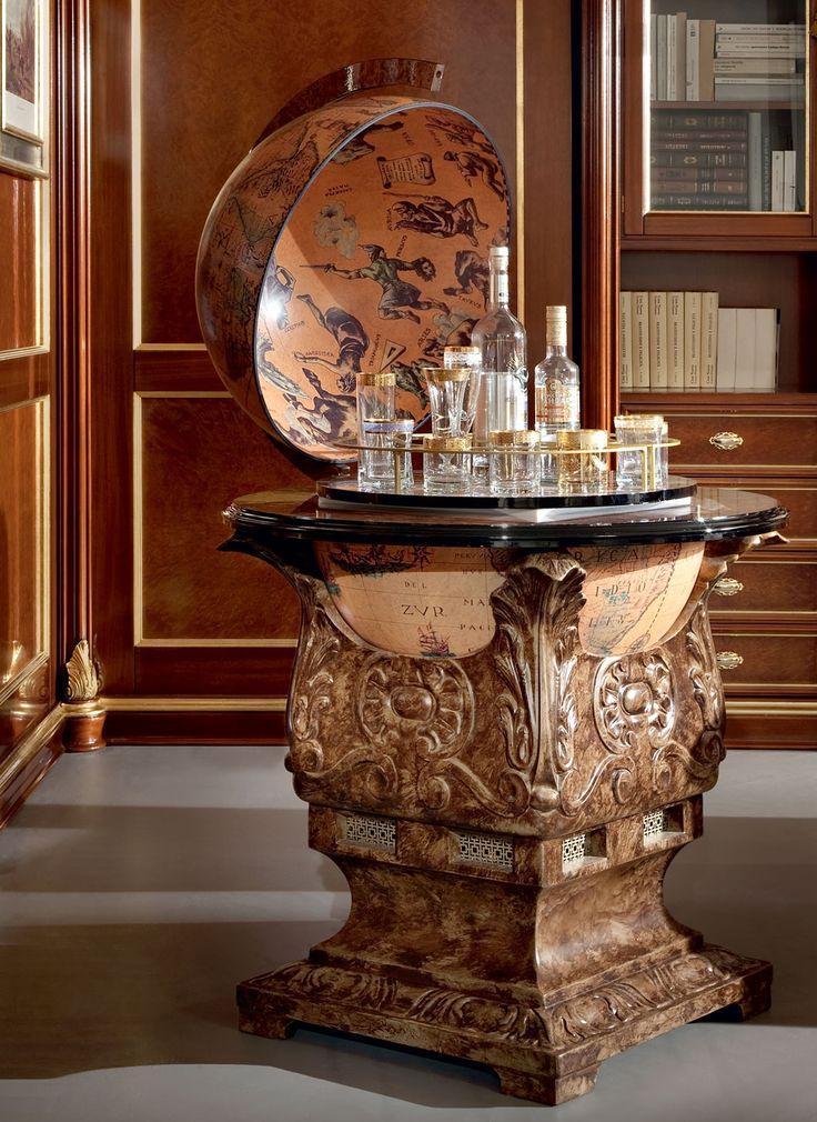 #Globe or #HiddenBar?  Frigo provide you both options!   https://www.luxuryproducts.pl/p,luksusowy_globo_bar_na_alkohol_frigo_bar_globobar_60_cm_,29556,496.html