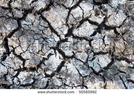 Dry soil / Rock surface texture?? | Argile