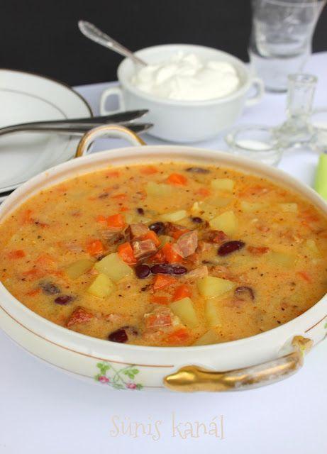 Sünis kanál: Húsvétbúcsúztató leves
