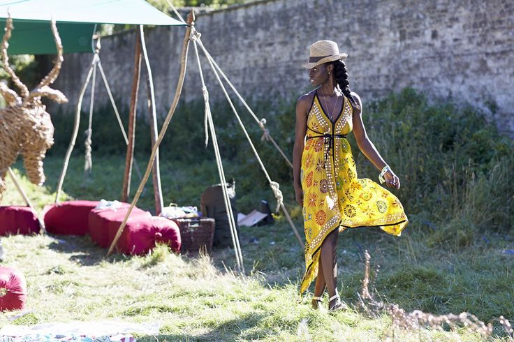 Wilderness Festival 2016 Street Style Photos | British Vogue