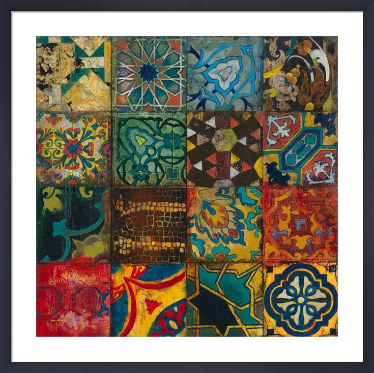 Arabian Nights II Art Print by John Douglas | King & McGaw