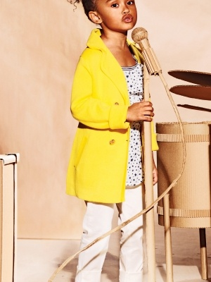 go bold with a bright jacket! via @Today's Parent