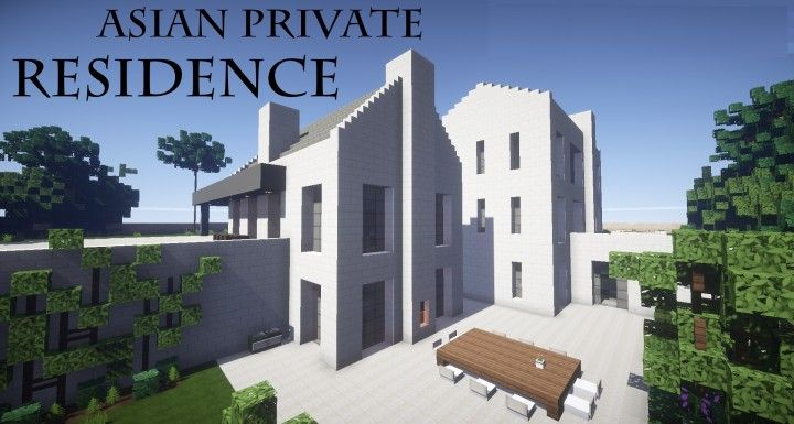 Asian Private Residence | WoK | Keralis showcase Minecraft Project